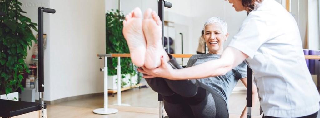 Behandlingsavtale med fysioterapeut