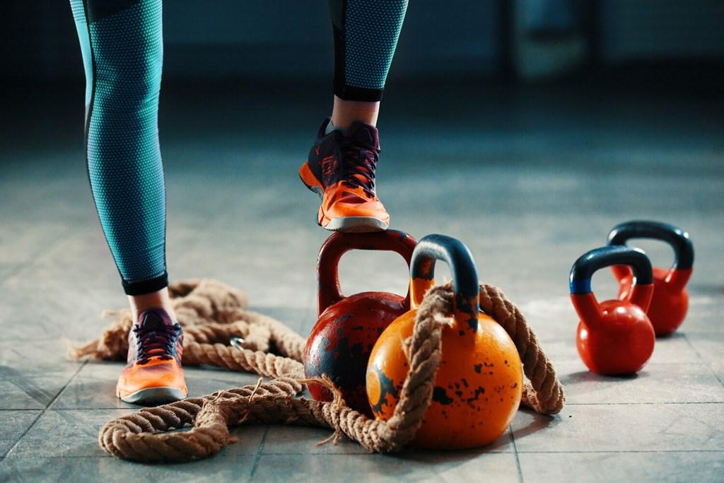Kettlebell styrketrening hvorfor trene styrke